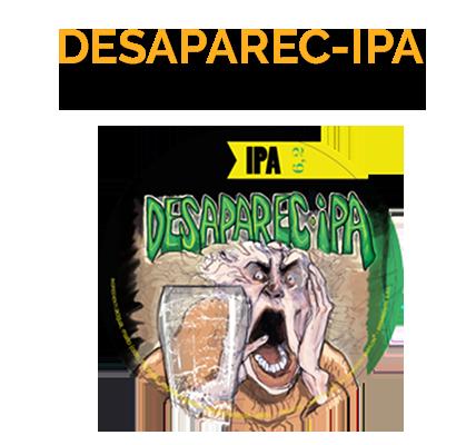 Desaparec-IPA