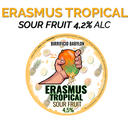 ERASMUS TROPICAL
